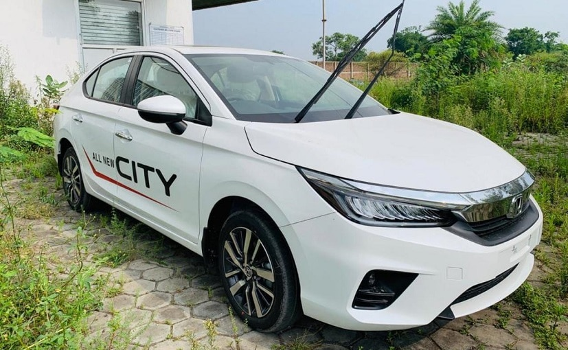 2020 Honda City India Launch Details Out