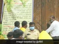 अमिताभ बच्चन के बंगले 'जलसा' को सैनिटाइज करने पहुंचे BMC के कर्मचारी, देखें Photo