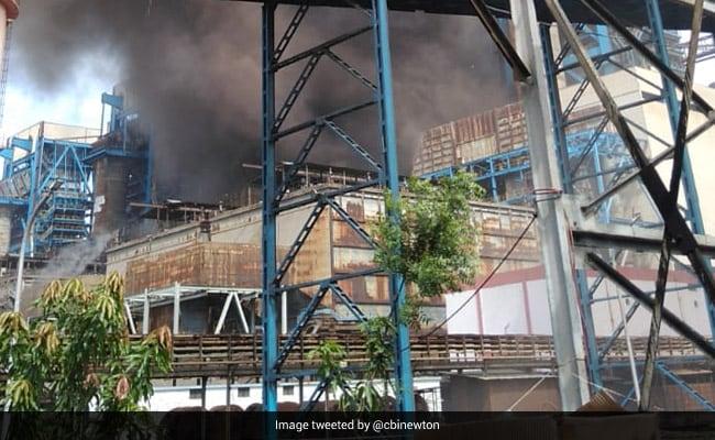 Breaking News: 4 Dead, 13 Injured In Boiler Explosion At Tamil Nadu Thermal Power Plant