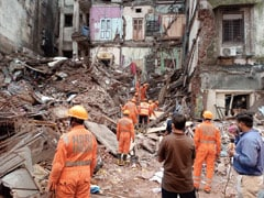 8 Dead After 2 Buildings Collapse In Mumbai, Bodies Pulled Out Overnight