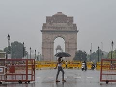 Heavy Rain In Parts Of Delhi, Neighbouring Districts