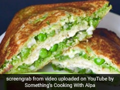 Make Ahmedabad's Special Ghugra Sandwich With This Delish Recipe