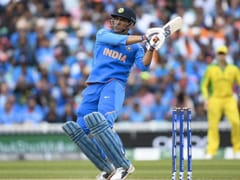 "Watch: Cricket Australia's ""Best Sixes"" Greeting On MS Dhoni's Birthday"