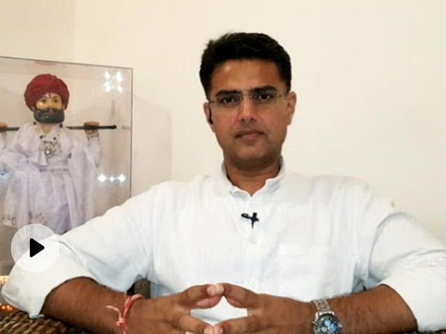 राजस्थान : सचिन के साथ सरकार बनाने के लिए BJP को लगाने पड़ेंगे 'एक ओवर में 6 सिक्स',  एमपी से एकदम अलग हैं हालात