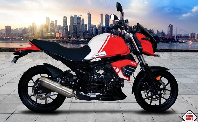 The BS6 Mahindra Mojo 300 ABS get 4 new colours - Garnet Black, Ruby Red, Black Pearl, and Red Agate