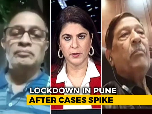 Video : Lockdown In Pune, Pimpri-chinchwad From July 13