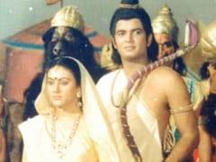 Sita And Lakshman In A <I>Ramayan</I> Throwback, Courtesy Dipika Chikhlia