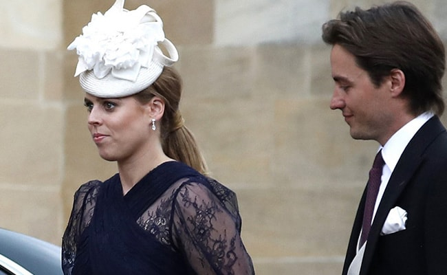 UK's Prince Andrew's Daughter Beatrice Gets Married In Private Ceremony