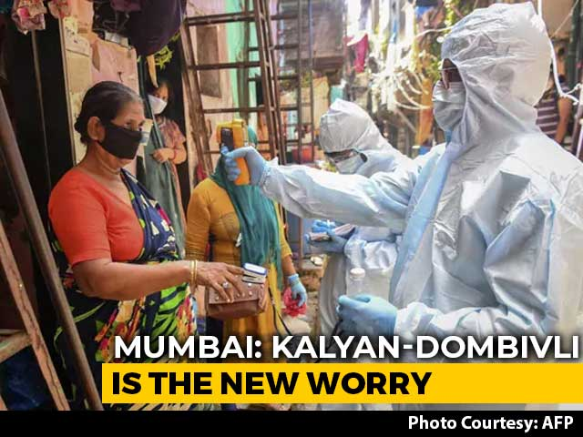 Video : Dharavi Model Only Way, Say Maharashtra Officials As New Hotspots Emerge