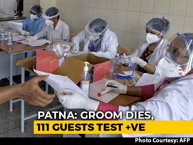 Video : Super Spreader Bihar Wedding. Groom Died Next Day, 111 Guests Positive