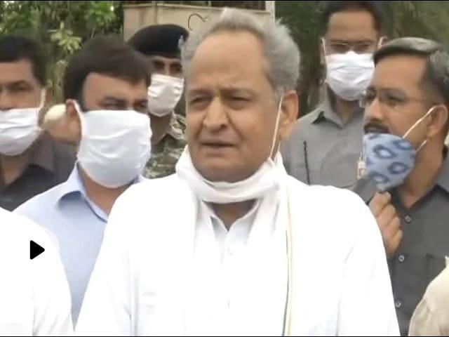 राजस्थान: CM गहलोत का दावा-यह लड़ाई हम जीतेंगे, 'बागियों' को माफी के मुद्दे पर कही यह बात..