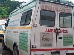 बिहार : COVID-19 पॉज़िटिव शख्स का शव लेने से परिजनों का इंकार, 24 घंटे से एम्बुलेंस में रखा है