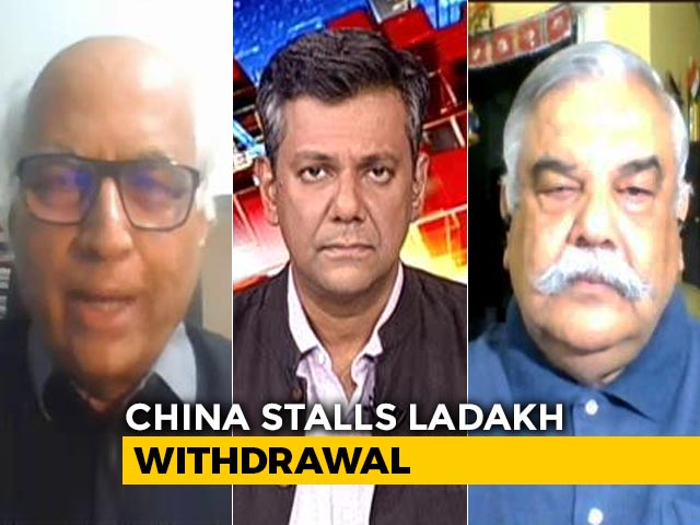 Video : Ladakh Disengagement: China Backtracks?