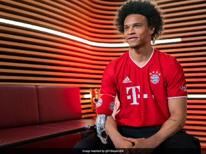 Sane Bayern Champions League