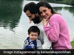 Kareena Kapoor फिर बनने जा रही हैं मम्मी, सैफ के साथ मिल के दी जानकारी