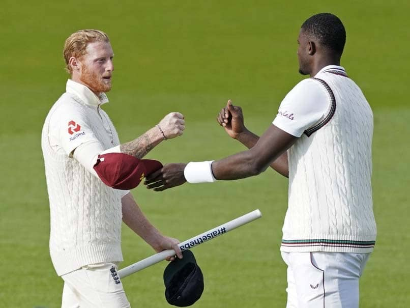 2nd Test: England Ride On Ben Stokes Heroics To Beat West Indies By 113 Runs