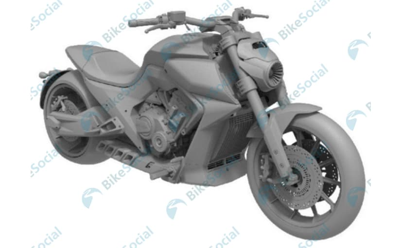 The Benda BD700 will be a power cruiser with an inline four cylinder engine