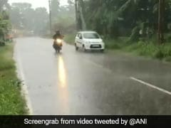 Red Alert For 8 Kerala Districts Amid Heavy Rain