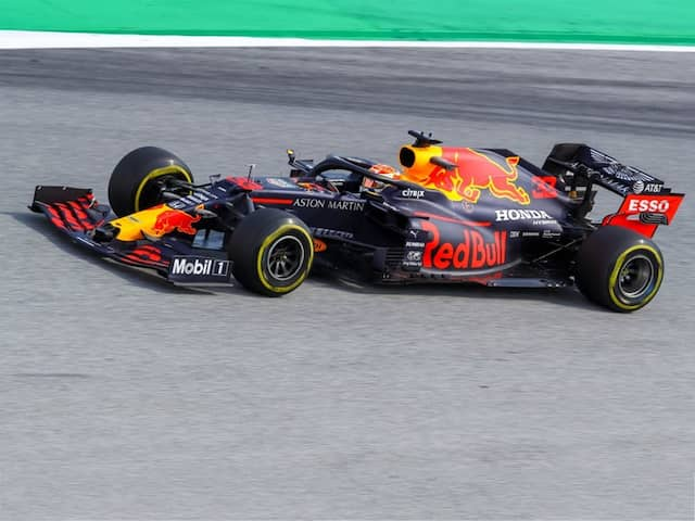 Max Verstappen On Top As Lewis Hamiltons Struggles Continue At Styrian Grand Prix
