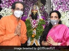 "Uddhav Thackeray Drives To Pilgrim Town Pandharpur, Prays For ""Miracle"" Amid Pandemic"
