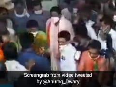 मध्य प्रदेश : राज्य मंत्री रामकिशोर कावरे की रैली में कटे लोगों के जेब, कैमरे में हुआ कैद