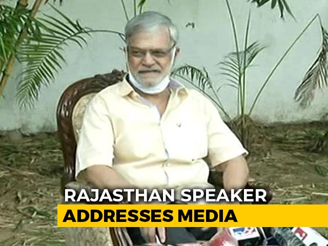 """Video : """"Heading For Constitutional Crisis"""": Rajasthan Drama In Supreme Court Now"""