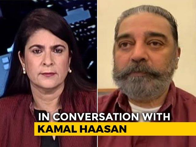 """Video : """"Paying With Lives"""": Kamal Haasan Slams Chennai COVID-19 """"Mismanagement"""""""