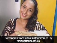 भोजपुरी एक्ट्रेस रानी चटर्जी ने मुंबई की बारिश में बनाए सत्तू के पराठे, दही के साथ किए पेश- देखें Video