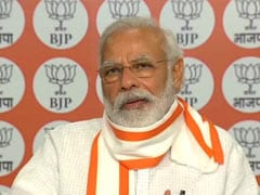 """Not Election-Winning Machine, BJP Works For People"": PM To Party Workers"