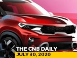 Kia Sonet Renderings, Jeep Compass Night Eagle, Toyota Subcompact SUV