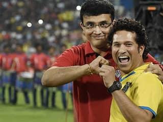 """Sourav Ganguly Reveals Why Sachin Tendulkar Wouldnt """"Take Strike"""" In ODIs"""