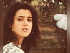 "Preity Zinta, Once Upon A Time In Delhi: ""This Is What You Call A Throwback"""