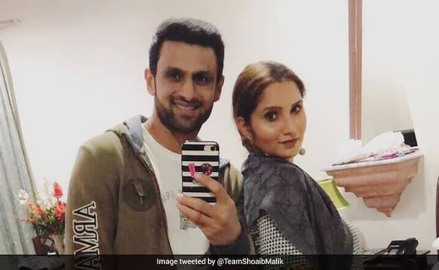 Sania Mirzas attempt to say I love you in Punjabi leaves Shoaib Malik laughing Watch Viral Video