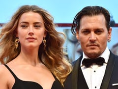Johnny Depp Denies Claims He Hit Ex-Wife Amber Heard