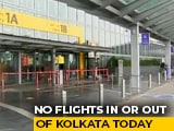 Video : Coronavirus: No Flights In Or Out Of Kolkata On Hard Lockdown Days