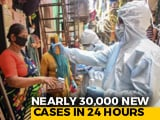 Video : 28,701 Coronavirus Cases In India In Biggest One-Day Jump, 8.78 Lakh Total Cases