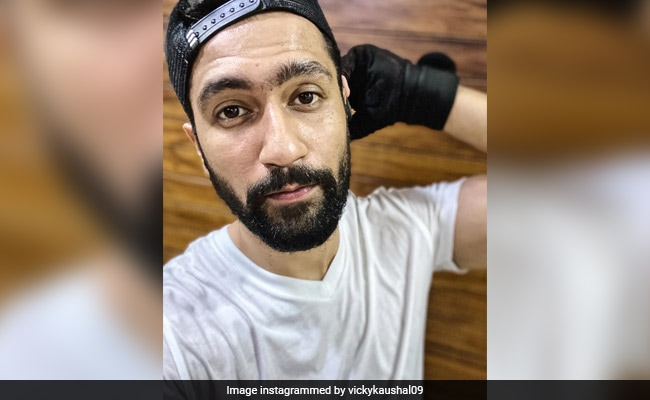 Vicky Kaushal 'Regrets' Taking A Selfie During Workout Session. See His ROFL Post