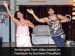 गोविंदा के गाने पर टीवी के राम और सीता ने मचाया तहलका, Video में दिखाया जबरदस्त अंदाज