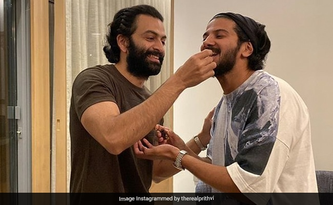 For Dulquer Salmaan, Birthday Wishes From Prithviraj And Rana Daggubati