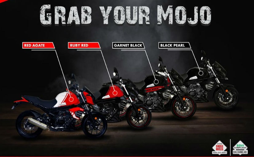 Deliveries for the Mahindra Mojo 300 ABS BS6 will commence in a few days