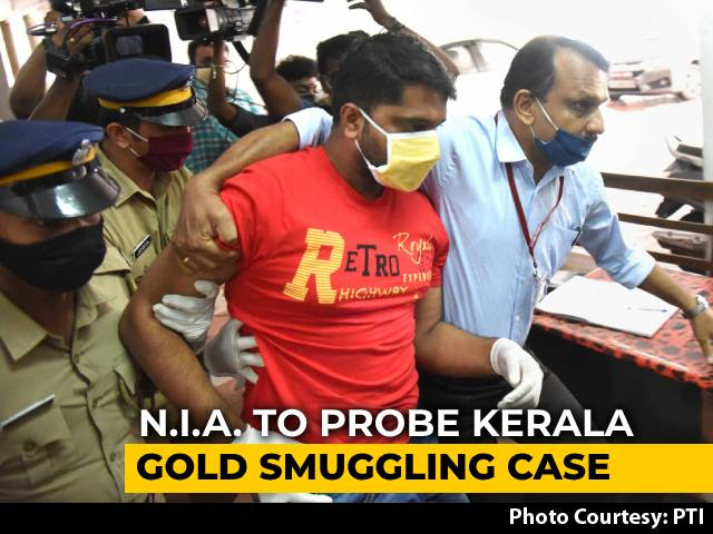 Video : Kerala Gold Smuggling Scandal To Be Probed By National Investigation Agency