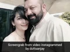 संजय दत्त अपनी बीवी मान्यता को प्यार से बुलाते हैं 'मॉम', बर्थडे पर Video शेयर कर किया खुलासा