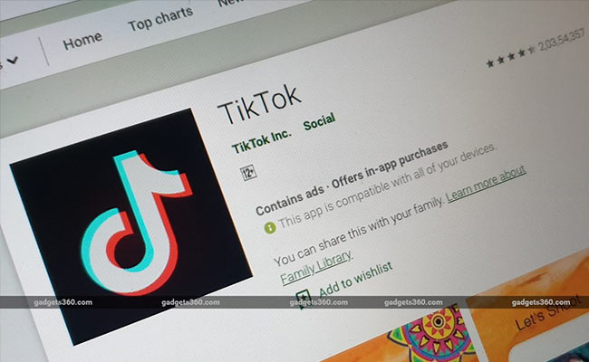 TikTok Considers Listing China Business In Hong Kong Or Shanghai: Report