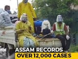 "Video : Assam Launches ""First-Of-Its-Kind"" Door-To-Door Covid Testing In Guwahati"