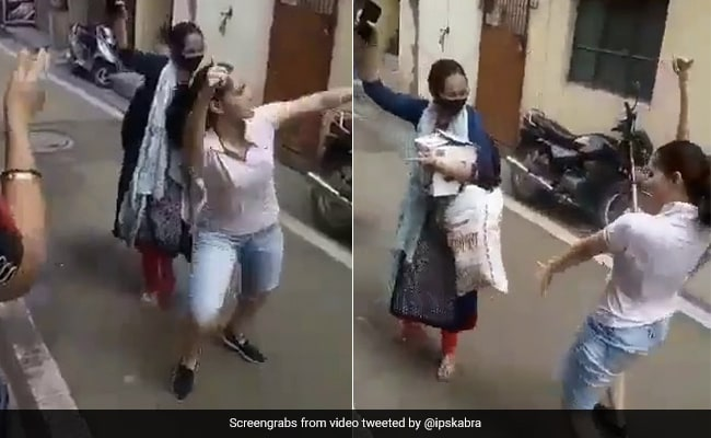 Her Happy Dance For Sister Who Returned Home After Beating COVID Is Viral
