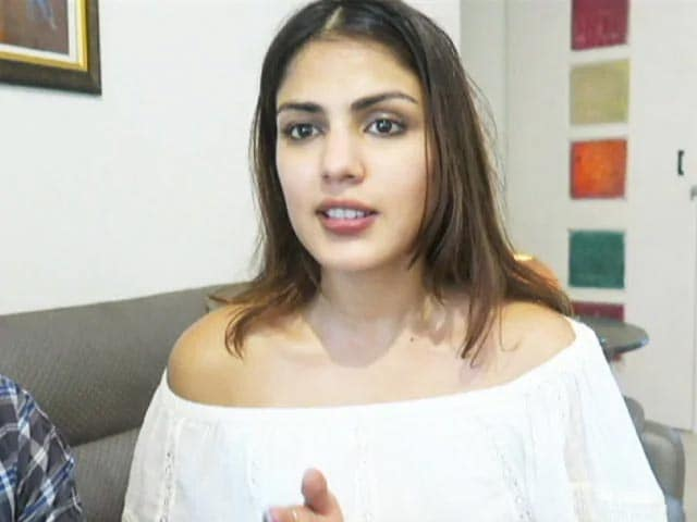 'There's No Shortcut': Rhea Chakraborty On Making It In Bollywood (Aired: June 2017)