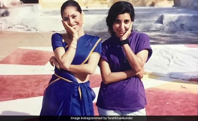 'We've Literally Been Through Thick And Thin Together': Farah Khan's ROFL Birthday Wish For Choreographer Geeta Kapur