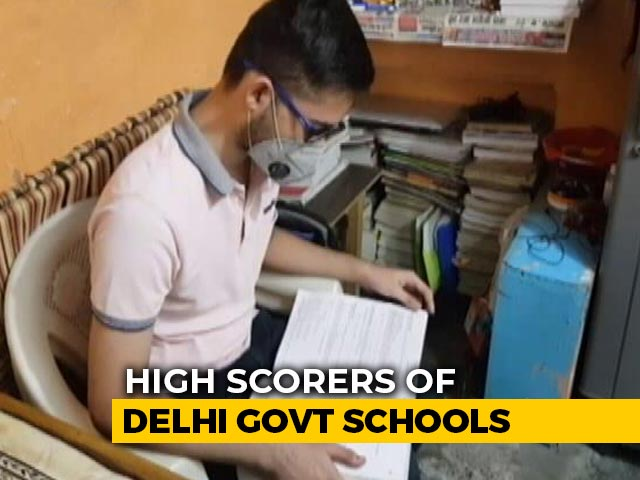 Video : Delhi Class 12 Performers Undeterred By Hurdles
