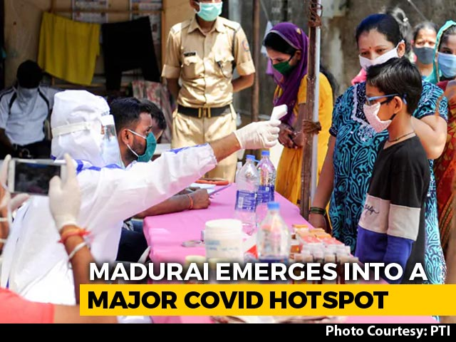 Chennai Daily Covid Tally Dips As Cases Up In Other Tamil Nadu Districts
