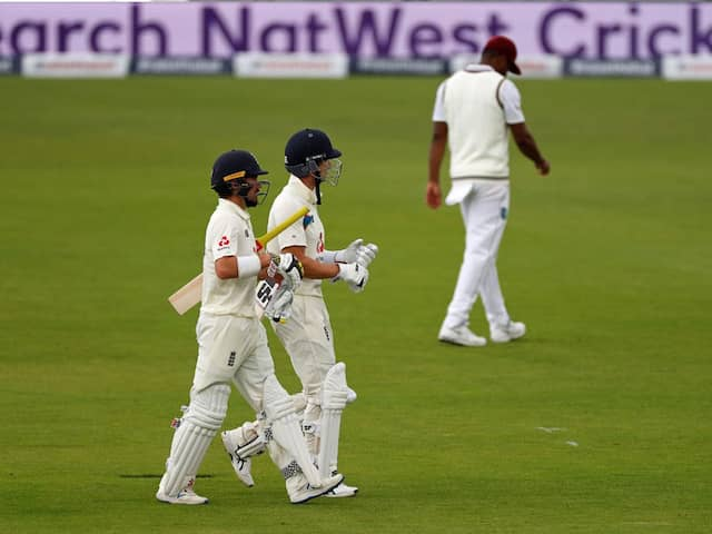 1st Test: England, West Indies Take A Knee As Rain Dominates Day 1 In Southampton